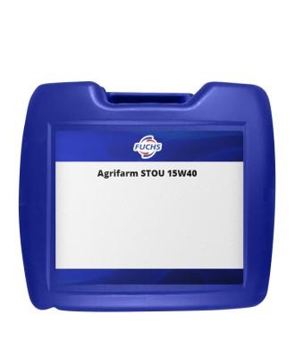 HUILE AGRIFARM STOU 15W40 20L