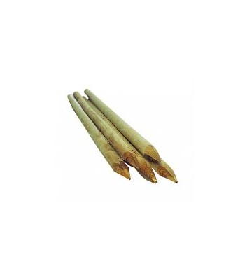 PIN PIQUETS FRAISES H 2.50 DIAM 5
