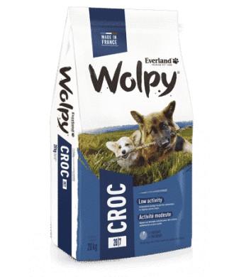CROQUETTE EVERLAND WOLPY CROC